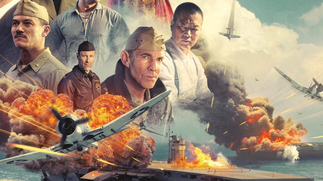 Bitva u Midway – další velkolepá podívaná od tvůrce Dne nezávislosti
