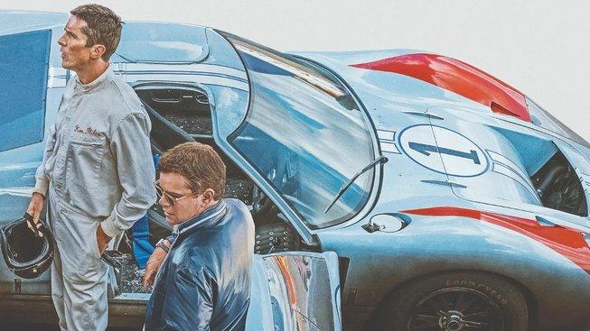 Recenze: Le Mans '66 – Nejrychlejší kandidát na film roku?
