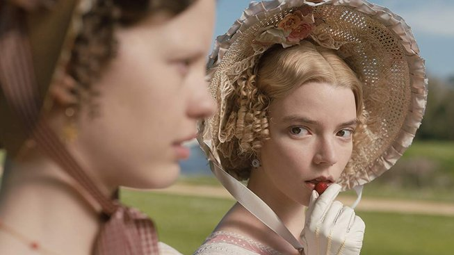 První teaser láká na novou adaptaci slavného románu Emma