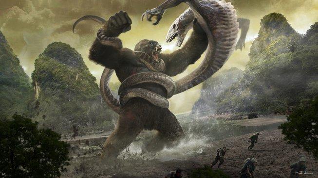 Epická podívaná Godzilla vs Kong bude mít epické zpoždění