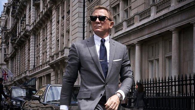 Není čas zemřít: první teaser na poslední bondovku Daniela Craiga je tady