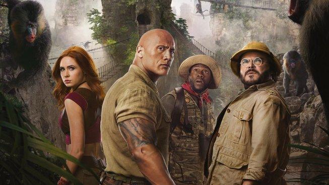 V Sony už začínají pracovat na dalším Jumanji
