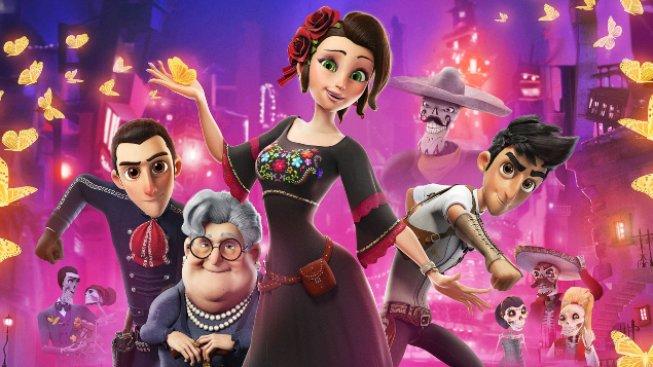 Velké přání – nový animovaný film se chystá do kin