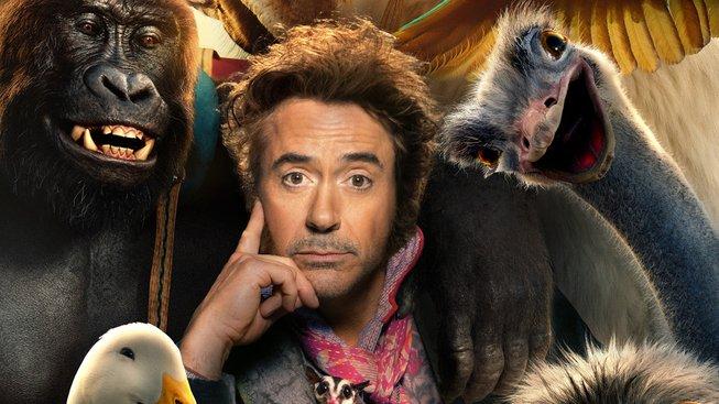 Recenze: Dolittle – Robert Downey Jr. a spousta zvířátek