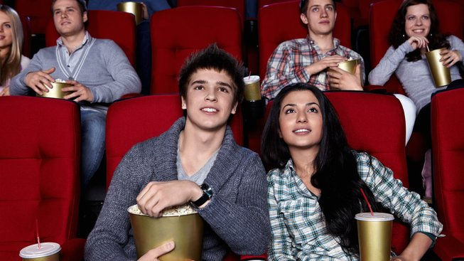 Dekáda soumraku nad chozením do kina