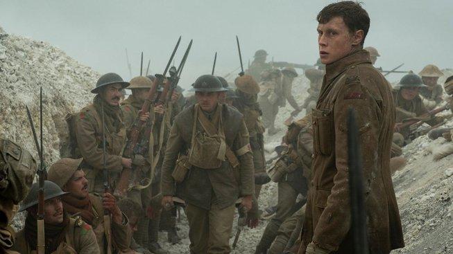 Recenze: 1917 – válka z první řady