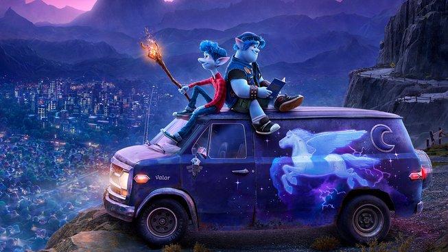 Recenze: svérázné fantasy podle Pixaru Frčíme