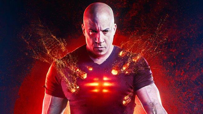 Akční smolař Vin Diesel