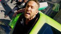 Ryan Reynolds se prý chystá na adaptaci Dragon's Lair pro Netflix