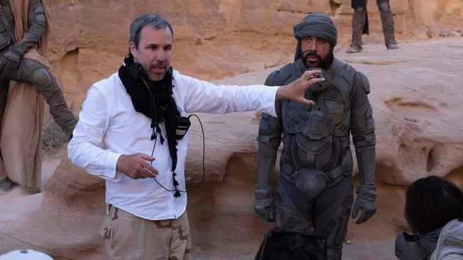 Villeneuve prozradil klíč k úspěšnému natočení náročné Duny