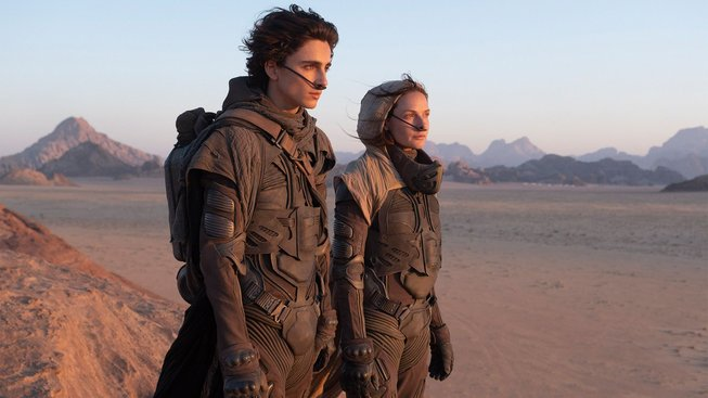 První trailer na Dunu je tady