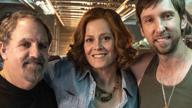 Sigourney Weaver vypadá na placu Avatar 2 prakticky stejně jako v jedničce
