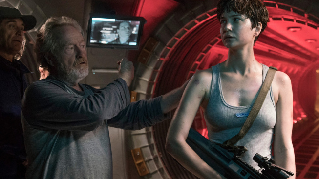 Ridley Scott to nevzdává a pořád sní o dalším Vetřelci