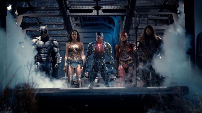 Zack Snyder představuje první klip z nové Ligy spravedlnosti