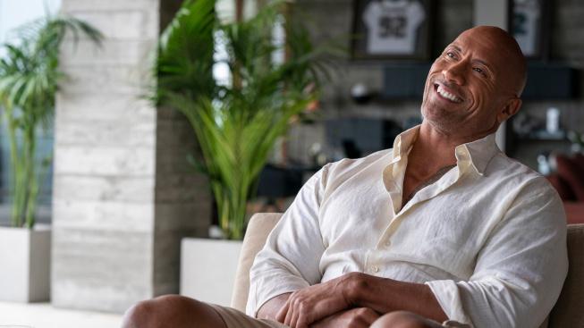 Nejlépe placeným hercem světa je Dwayne Johnson