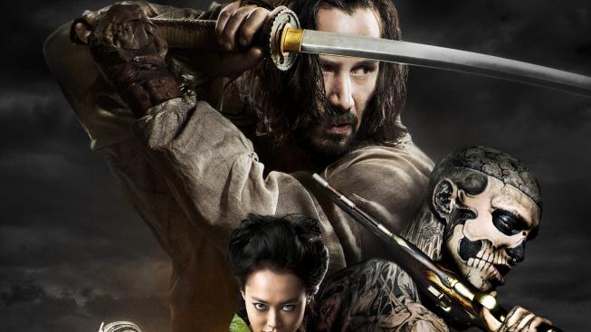 Samurajský propadák s Keanu Reevesem dostane kyberpunkové pokračování