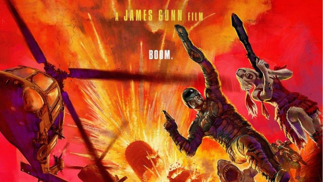 James Gunn se s tím v novém Sebevražedném oddílu vůbec nepáře