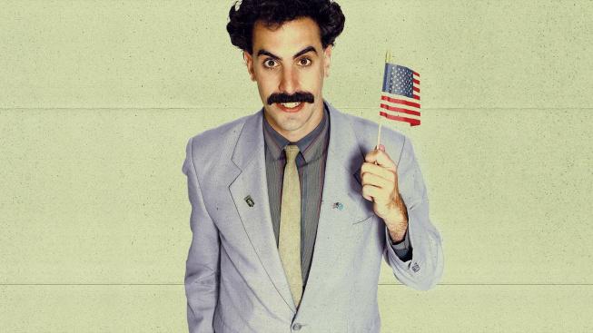 Borat 2 opravdu bude, práva na něj koupil Amazon