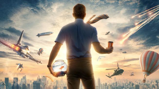 V novém traileru na Free Guy je Ryan Reynolds až příliš velký dobrák