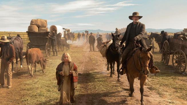News of the World pošle Toma Hankse na Divoký západ