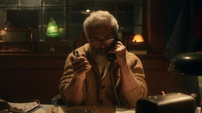 Mel Gibson si umí vybírat projekty, teď z něj bude drsný Santa Claus