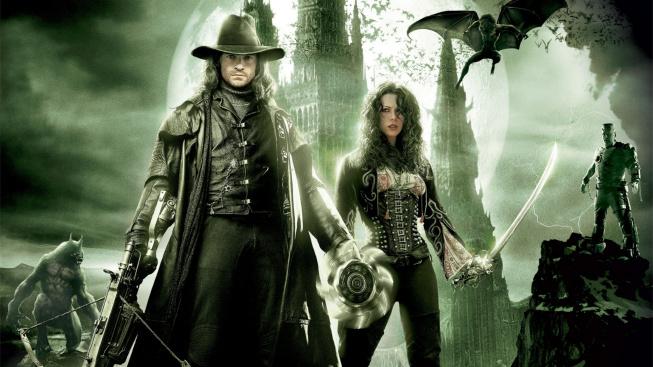 Legendární lovec upírů Van Helsing se vrací