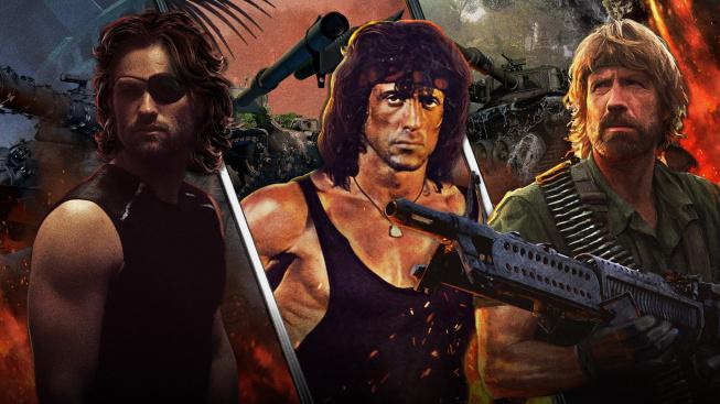 Herní online akci World of Tanks rozšiřují ikoničtí filmoví hrdinové v čele s Rambem