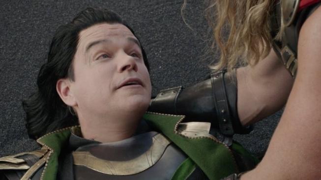 Thor: Love and Thunder dost možná rozšíří Matt Damon
