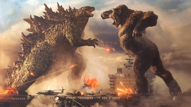První trailer na Godzilla vs. Kong je tady a nadržuje opičákovi
