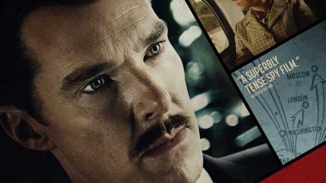 Benedict Cumberbatch se představuje jako špión s cílem zabránit kubánské krizi