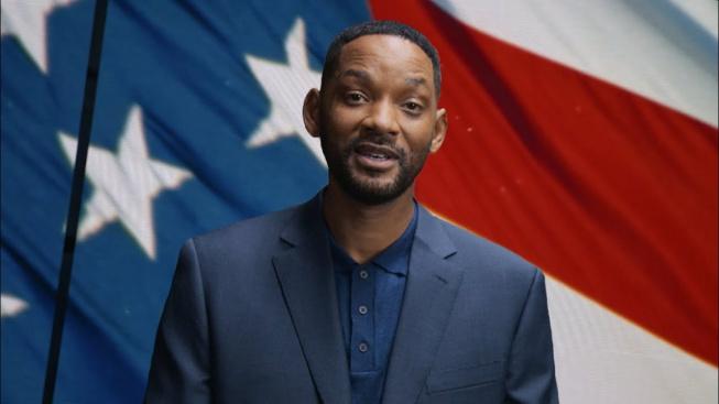 Will Smith povede hvězdami nacpaný dokument o americké ústavě