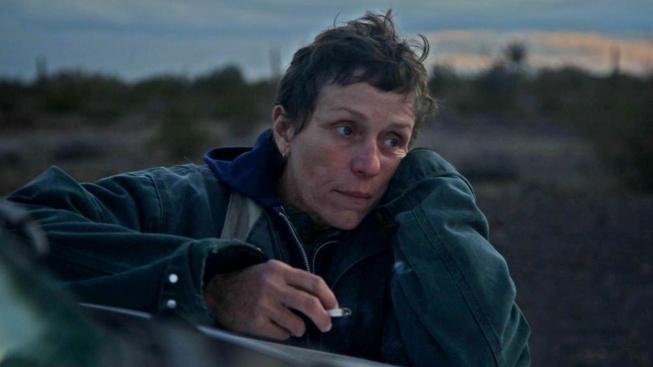 Země nomádů si jde s druhým trailerem pro Oscary