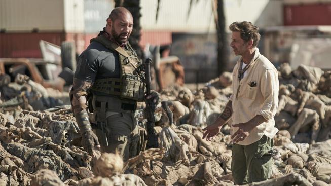 Zack Snyder představuje Army of the Dead prvním teaserem