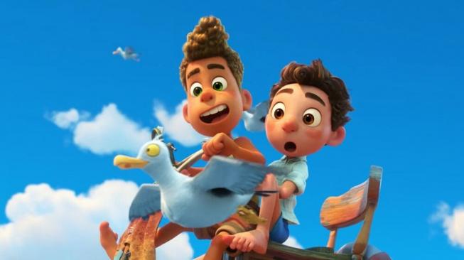 Pixar chystá nové Středomořské dobrodružství Luca