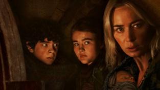 Finální trailer na Tiché místo: Část II slibuje větší a drsnější horor