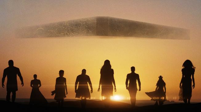 Marvel představuje Eternals jako mimozemšťany zodpovědné za evoluci lidstva