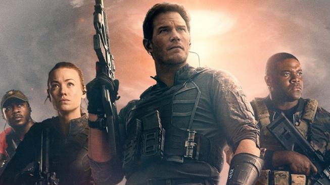 The Tomorrow War: první trailer na nový akční velkofilm Chrise Pratta je tady