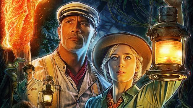 Dwayne Johnson a Emily Blunt v novém traileru na dobrodružnou Expedice: Džungle