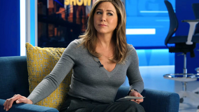 Jennifer Aniston se ve své velké ranní show vrátí už v září