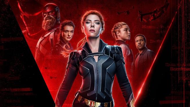 Recenze: marvelovská komiksovka Black Widow