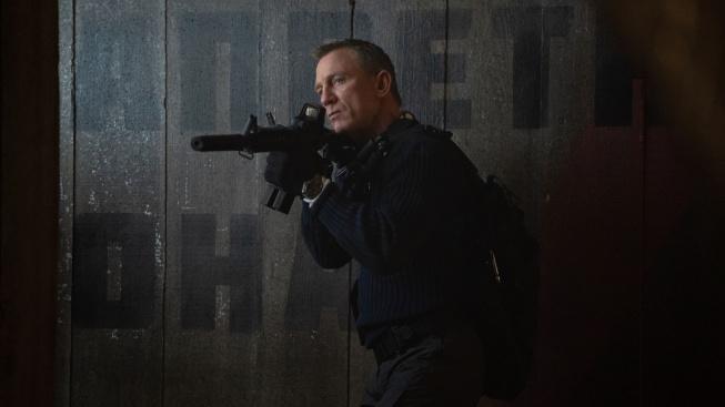 Nový trailer na Není čas zemřít připomíná velkolepý návrat Bonda