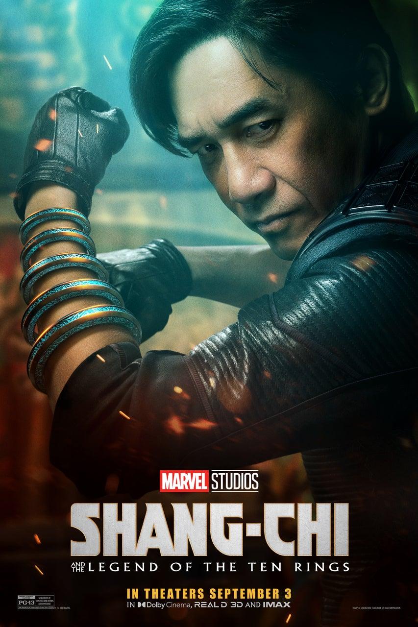 Shang-chi a legenda o 10 prstenech