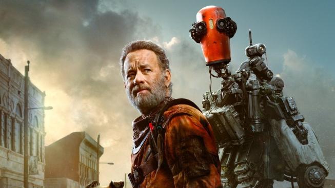 Tom Hanks se vrací k Applu, tentokrát s pejskem a robotem