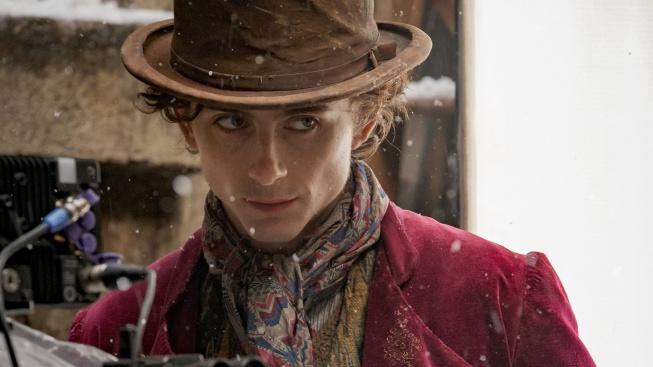 Hvězda Duny se představuje jako dobře známý Willy Wonka